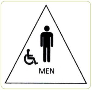 Mens Toilet Sign Clipart Best