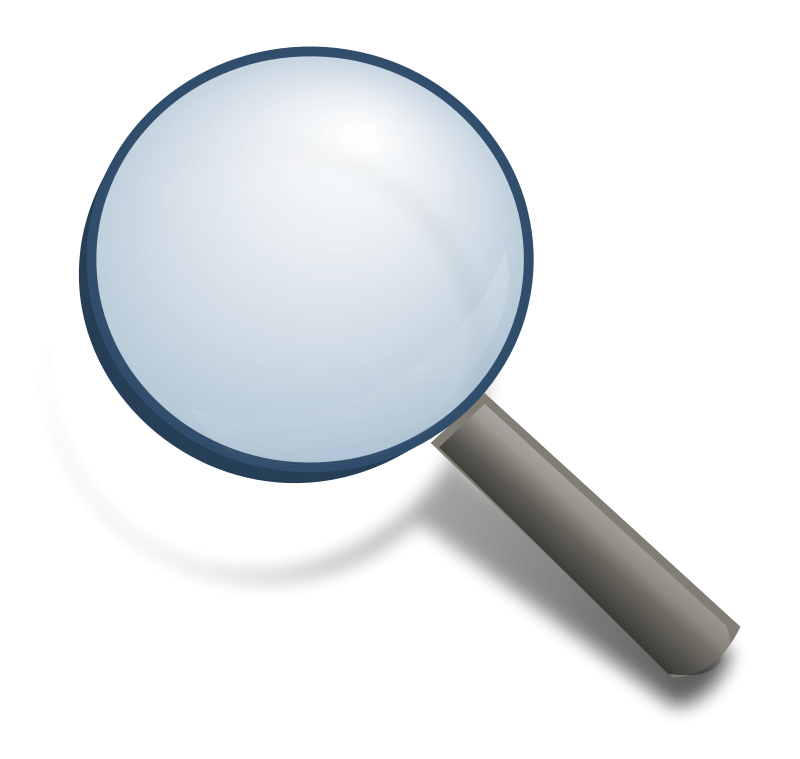 Magnifying Glass Png Transparent - ClipArt Best