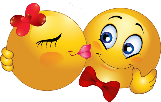 free animated kisses clipart - photo #36