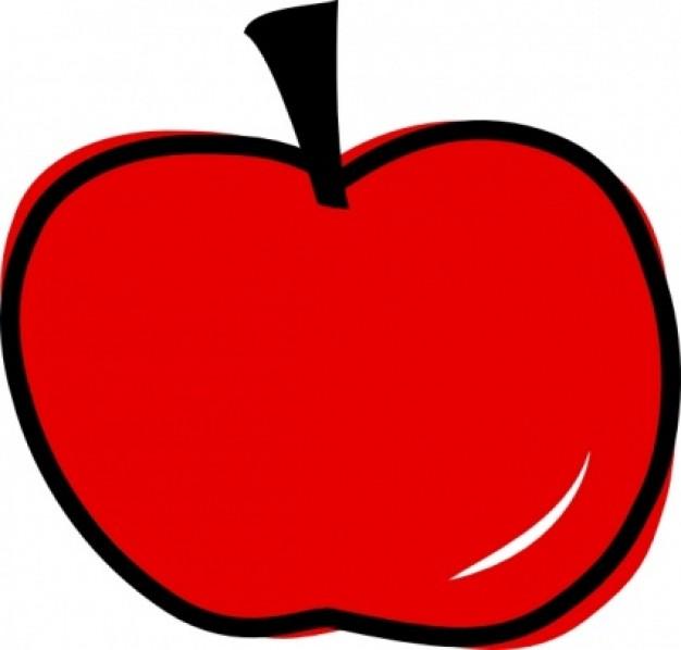 apple logo clipart - photo #50