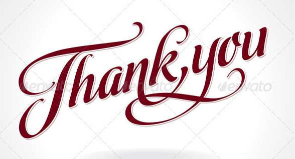 free online thank you clipart - photo #37