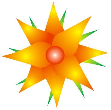 Bunga Matahari Vector - ClipArt Best