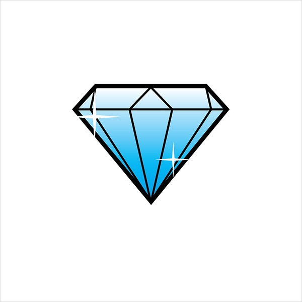 diamond vector background - photo #34