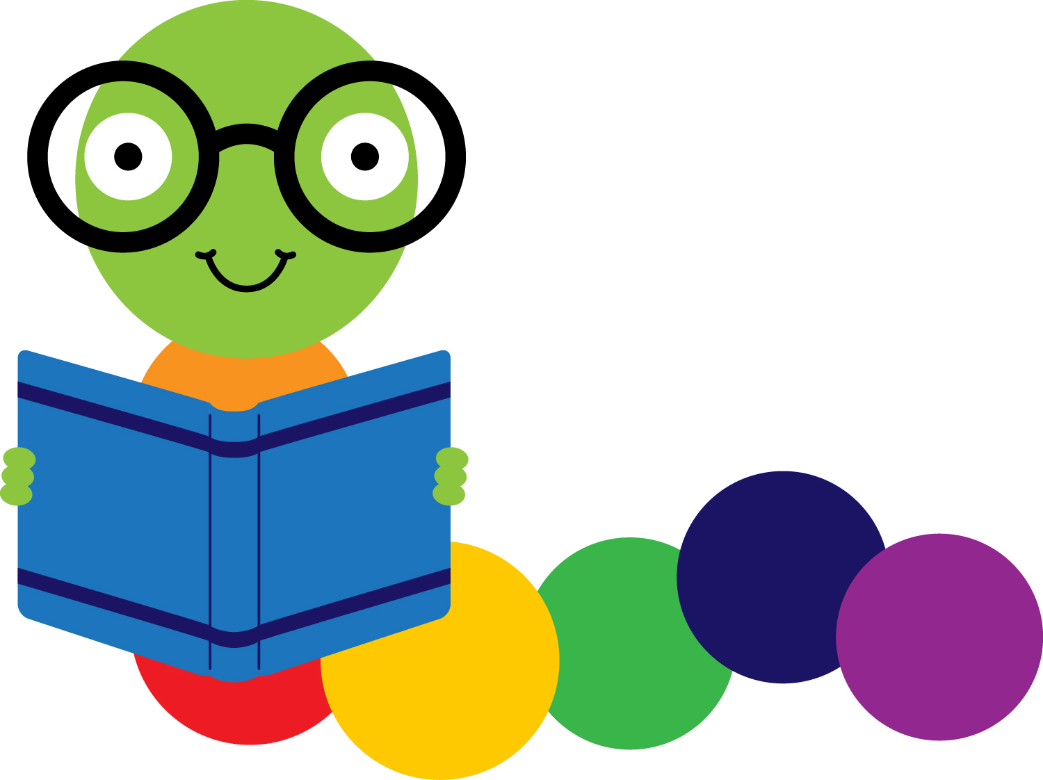 Free teacher clip art bookworm