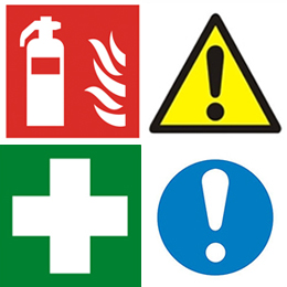 Images Of Safety Signs - ClipArt Best