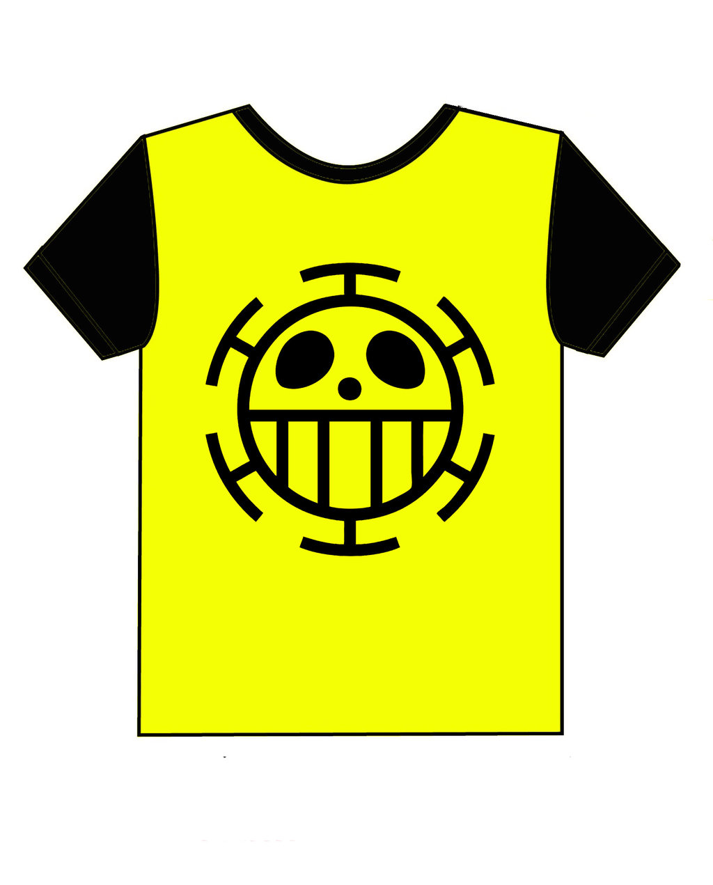 trafalgar law logo - HD 1024×1271