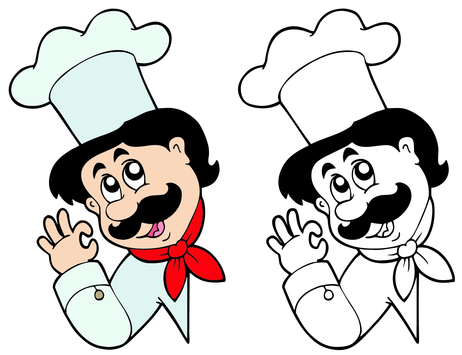 Chef Cartoon Images - ClipArt Best