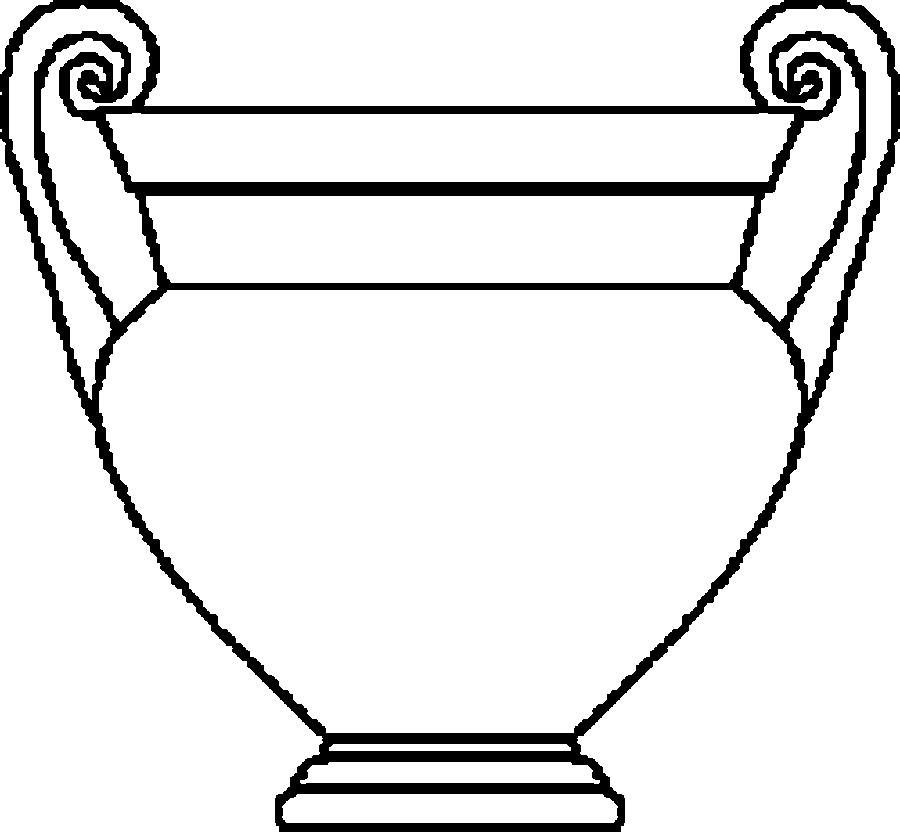 Image Result For Greek Pottery Coloring Page