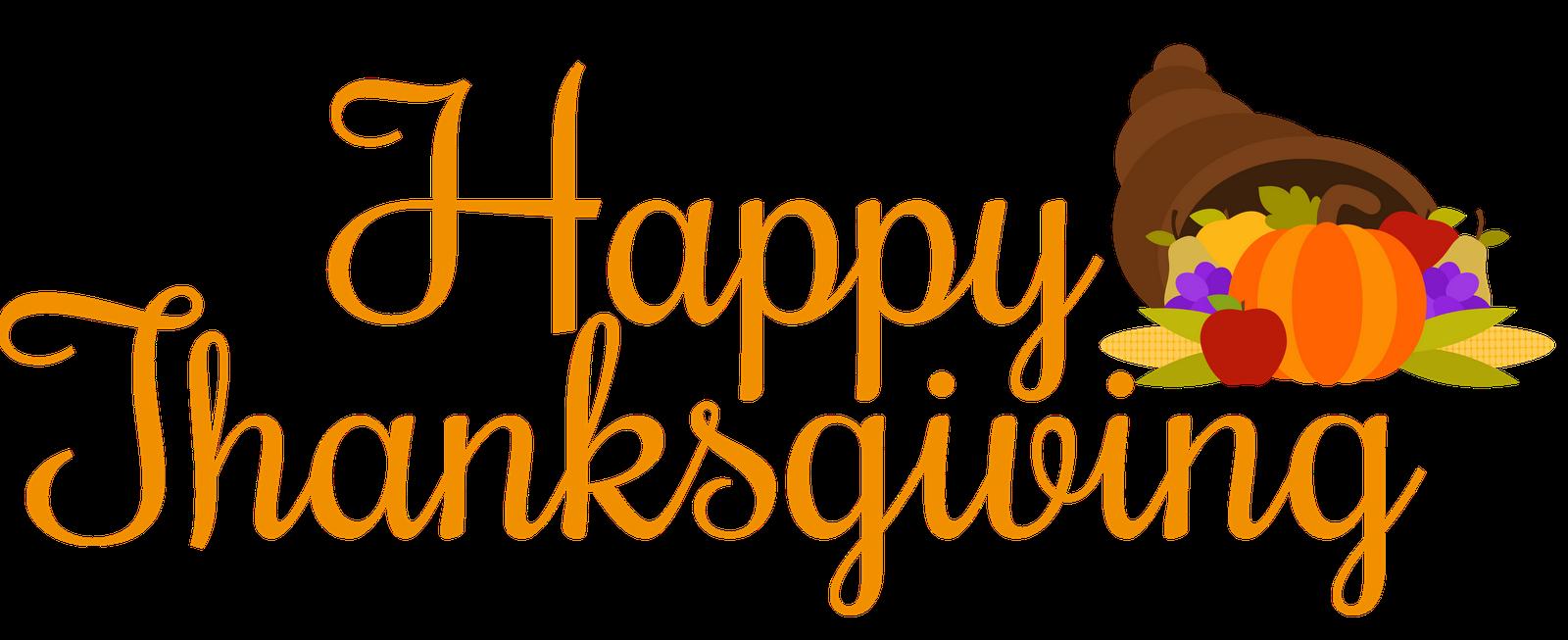 Thanksgiving Banner Clip Art - ClipArt Best