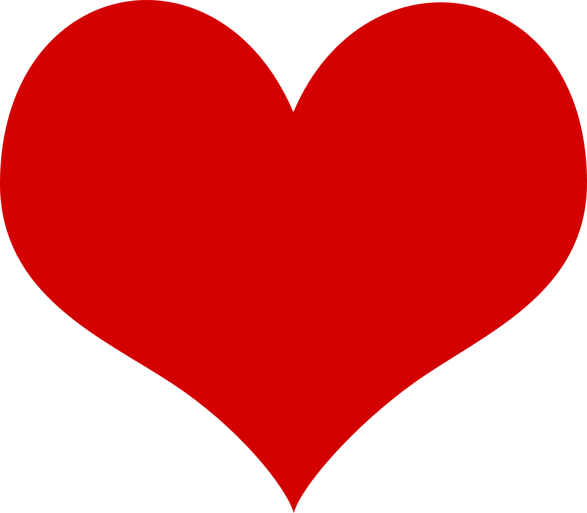 Clipart pictures of hearts