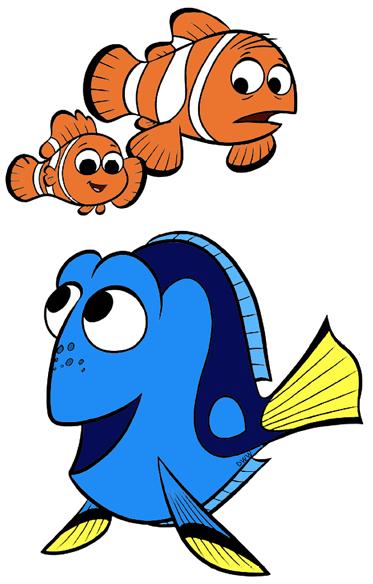 Nemo Clipart - ClipArt Best