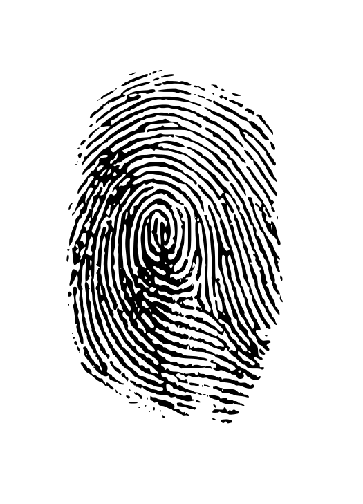 Fingerprint Vector Free - ClipArt Best