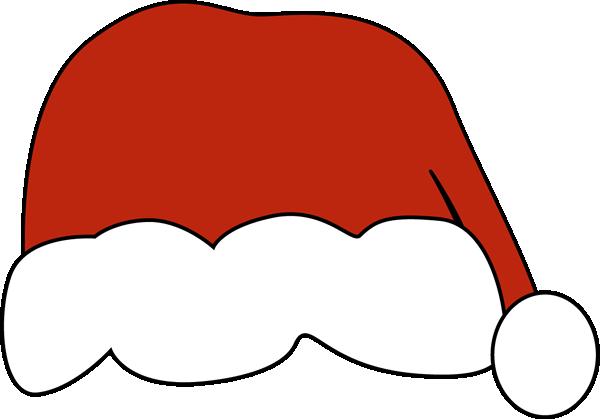 Santa Hat Printable - ClipArt Best