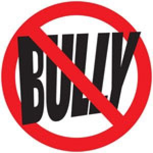 Anti Cybercrime Logo No Bullying Symbol - C...