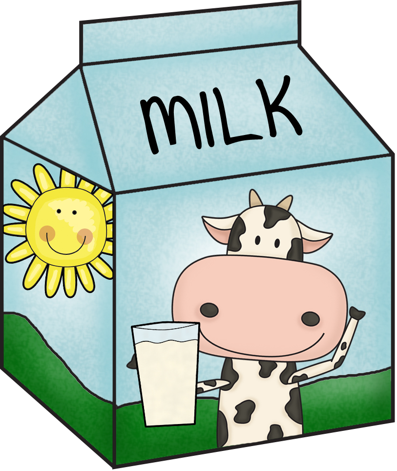 Cartoon Milk Carton - ClipArt Best