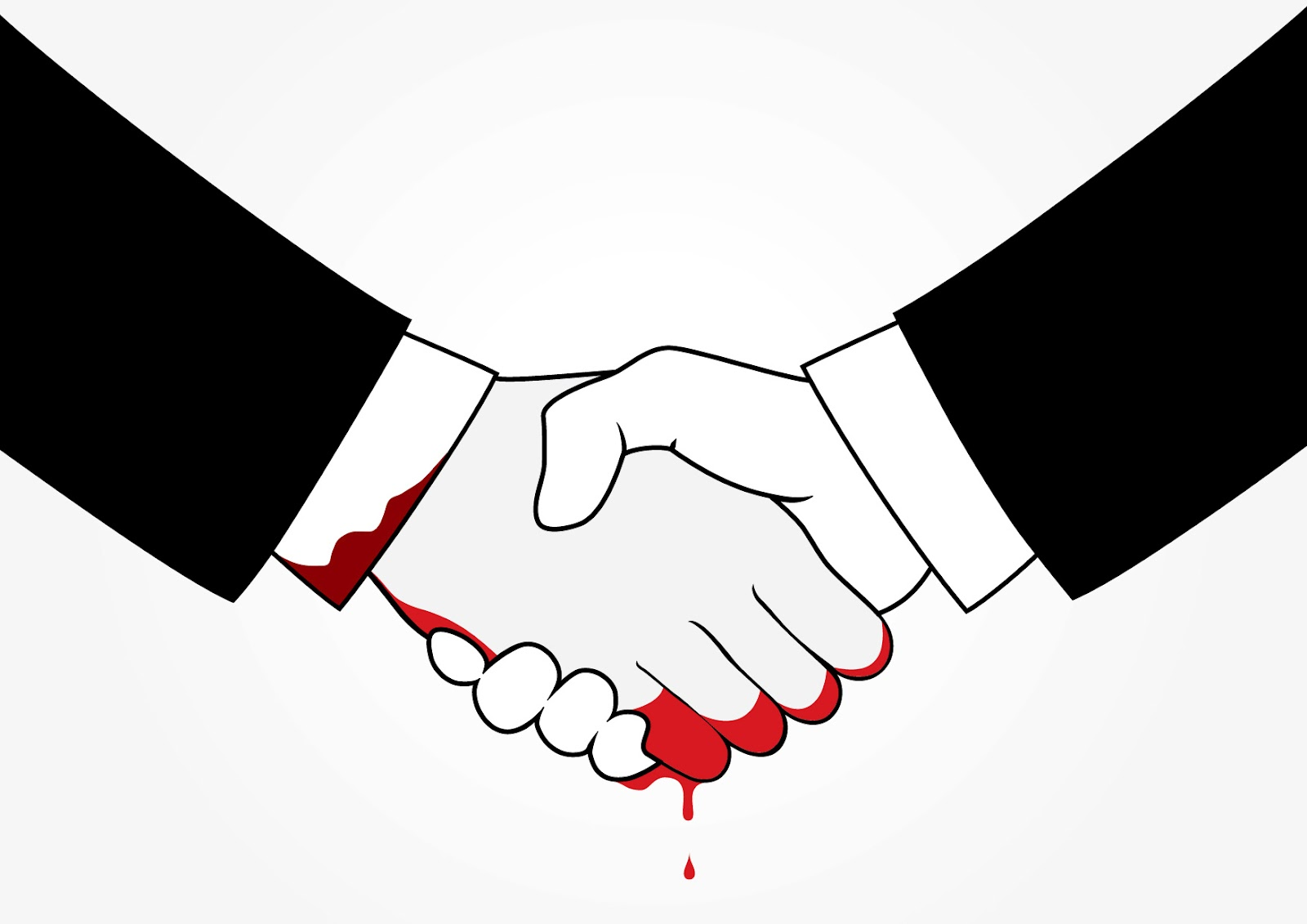 Shaking Hands Logo - ClipArt Best