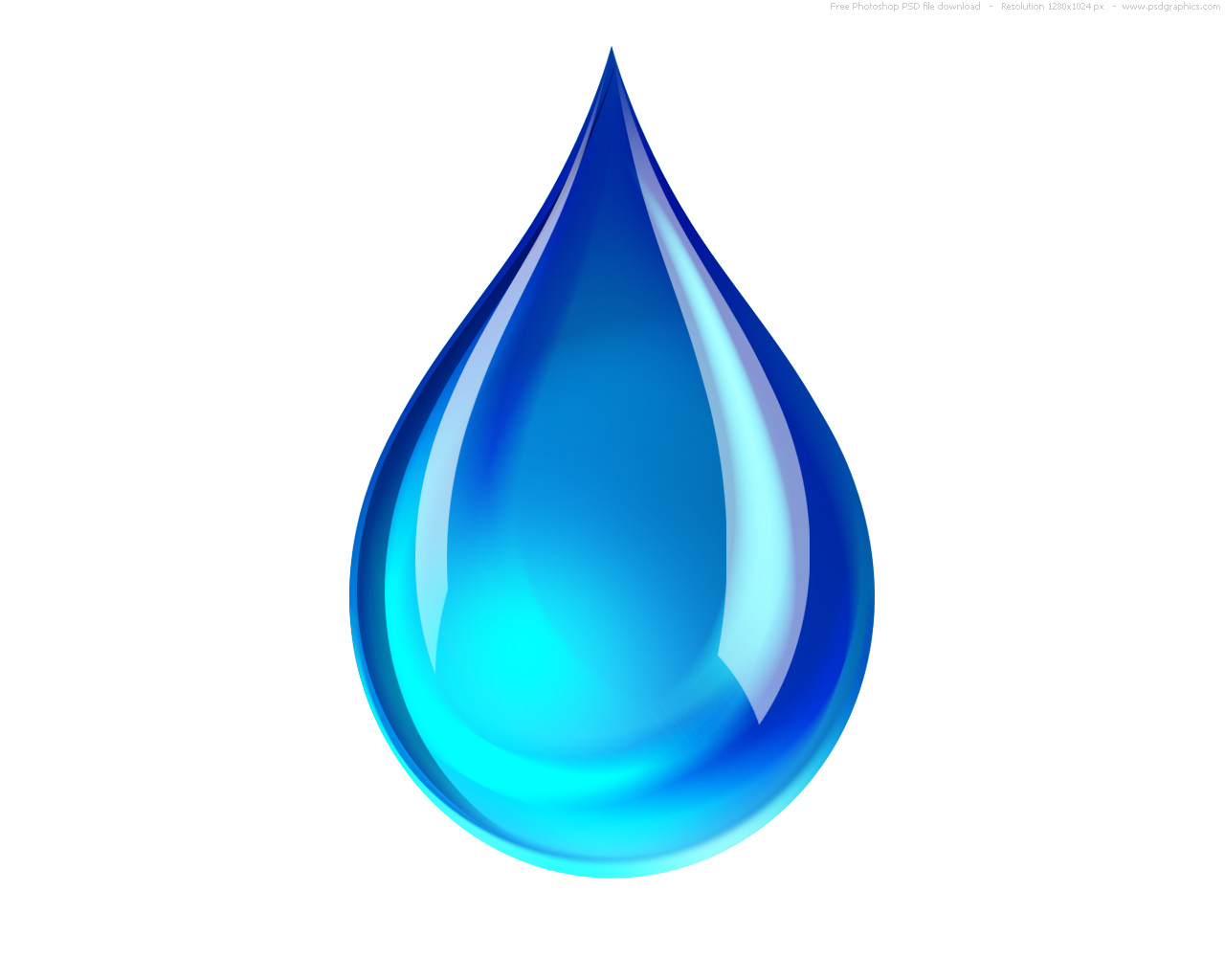 Water Drop Clipart - ClipArt Best