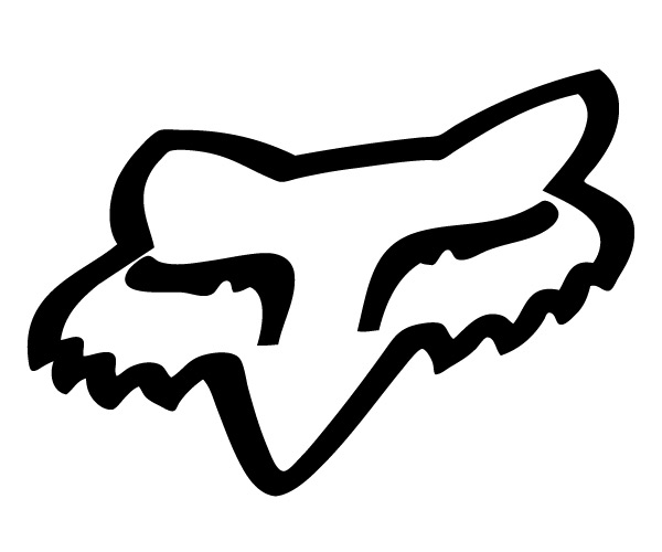 Fox Head Logo Vector - ClipArt Best
