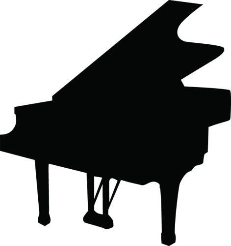 Piano Keyboard Clip Art - ClipArt Best