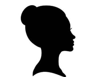 Face Profile Silhouette Clip Art - ClipArt Best   340 x 270 jpeg 5kB