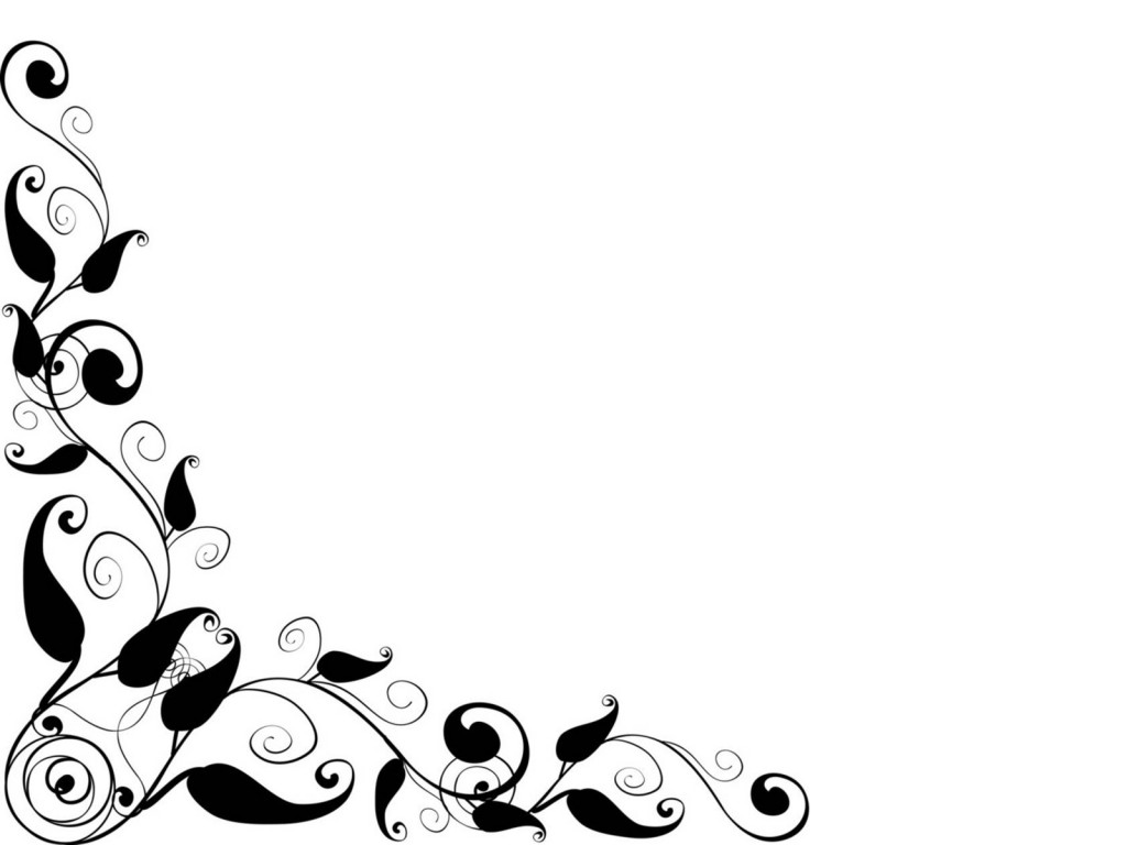 Black And White Border Template - ClipArt Best