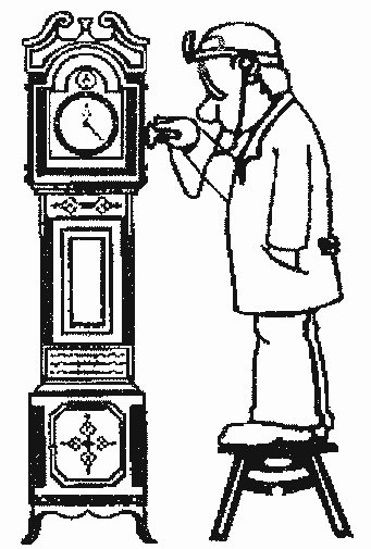 Business Directory - SHOPPING - The Clock Doctor