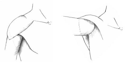Line Drawing Human Body : Line drawing human body clipart best