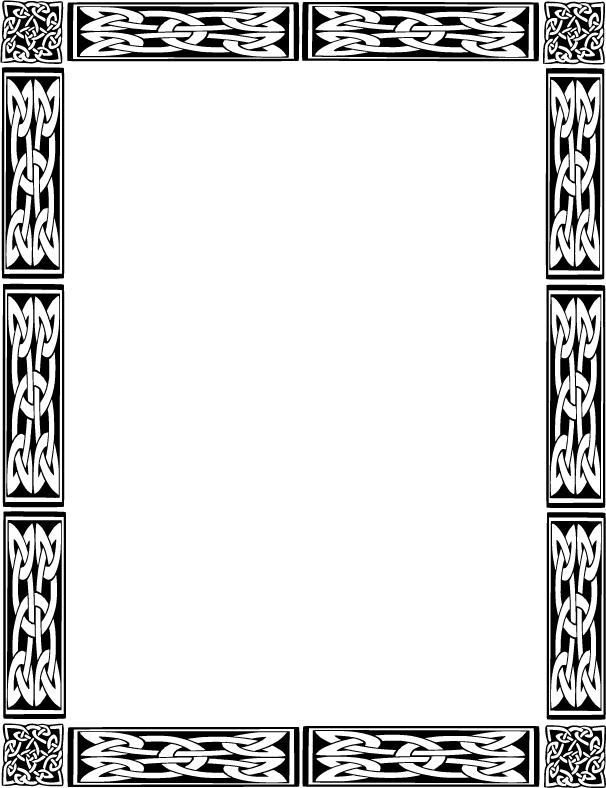 free clip art medieval borders - photo #24