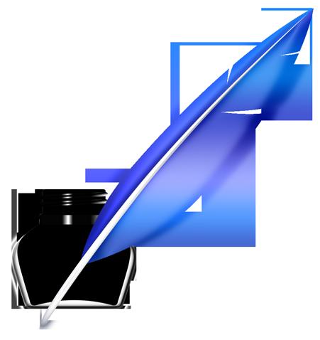Quill Pen Clip Art - ClipArt Best