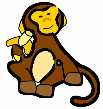 Animated Monkey Pictures - ClipArt Best