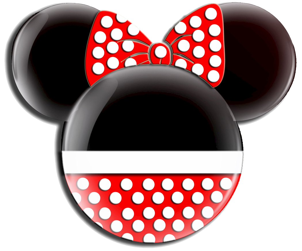 Minnie Mouse Head Outline - ClipArt Best