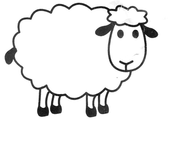 Sassy image with free printable pictures of sheep