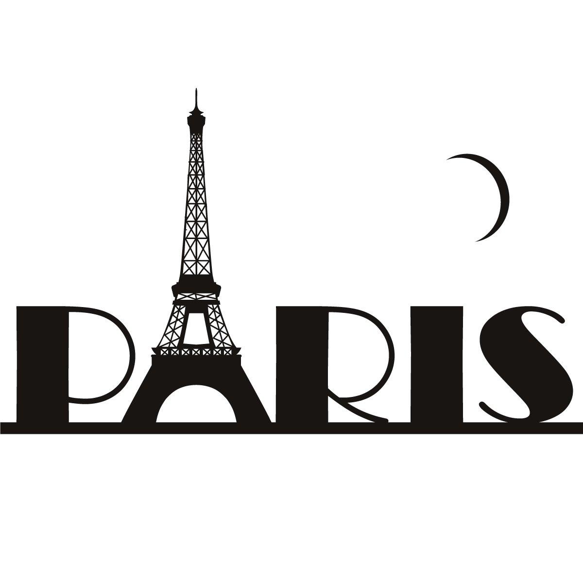 eiffel tower clipart border clipartfox - Paris Eiffel Tower Coloring Pages