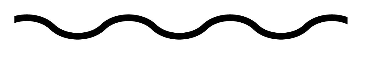 clipart wave line - photo #40