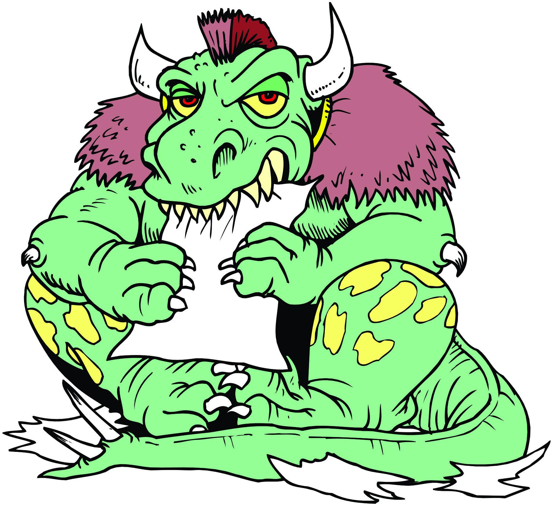 Monster gif nude movies