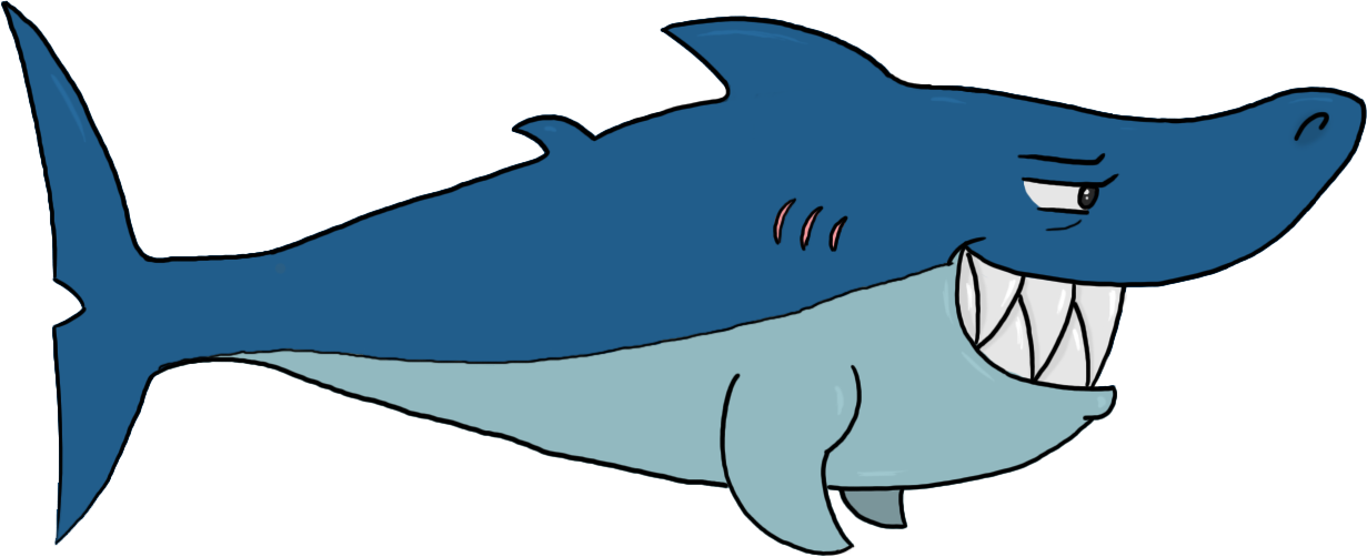 Shark Images Cartoon | Free Download Clip Art | Free Clip Art | on ...