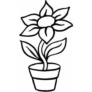 Weed Plant Coloring Pages - Coloring Pages