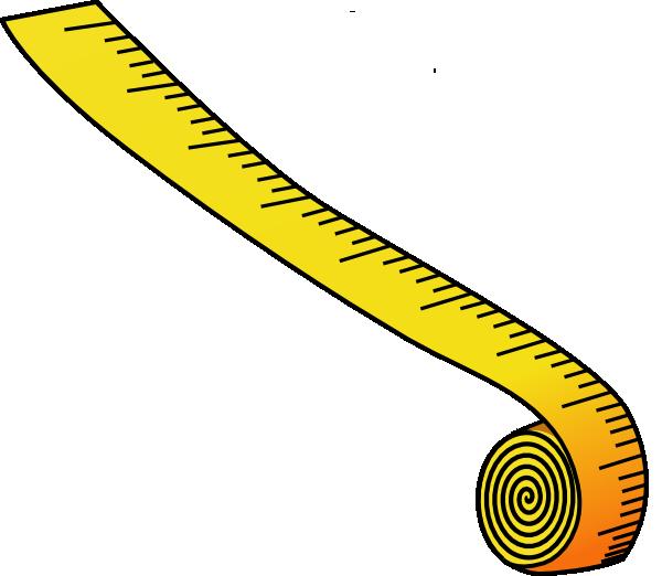 Meter stick clipart