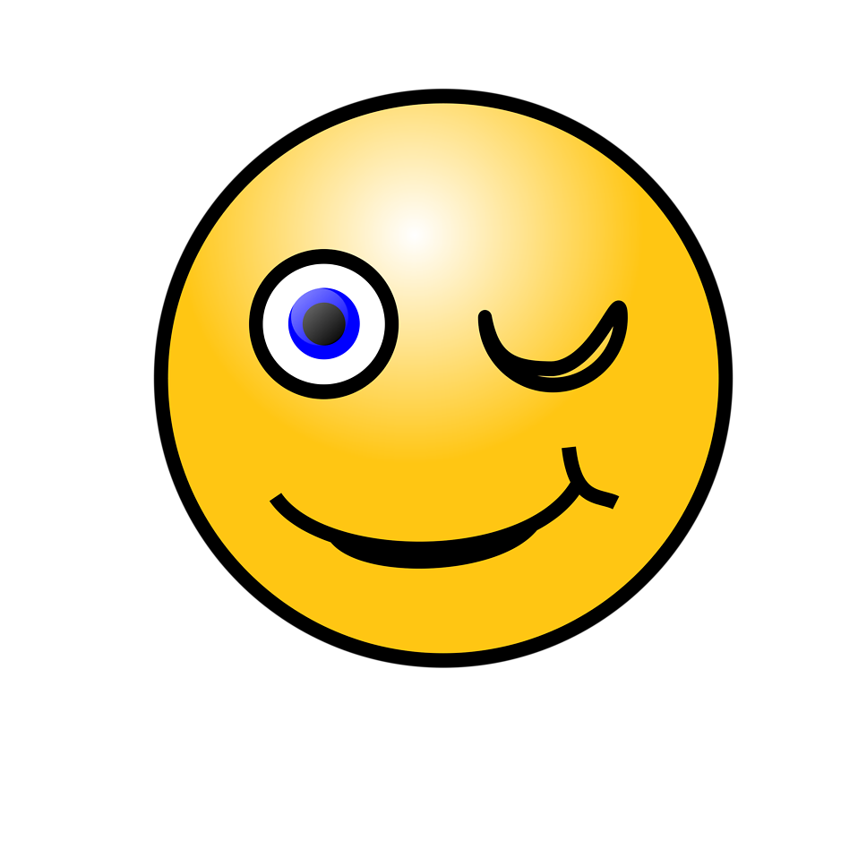 Smiley | Free Stock Photo | Illustration of a yellow smiley face ...