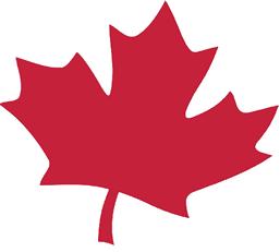 30 canadian map... Free Clip Art Maple Leaf