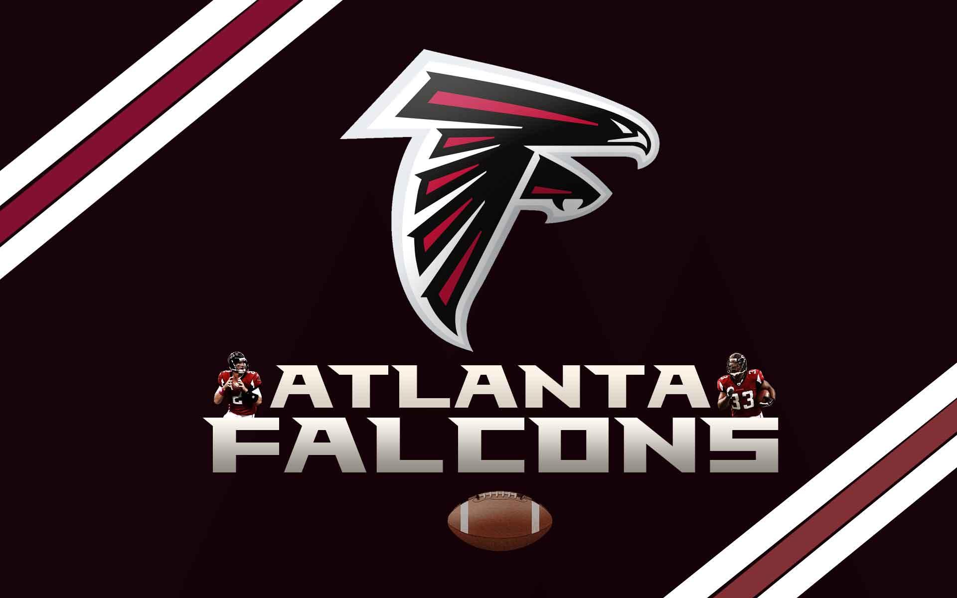 Images Of The Atlanta Falcons Football Logos: Atlanta Falcons Symbol