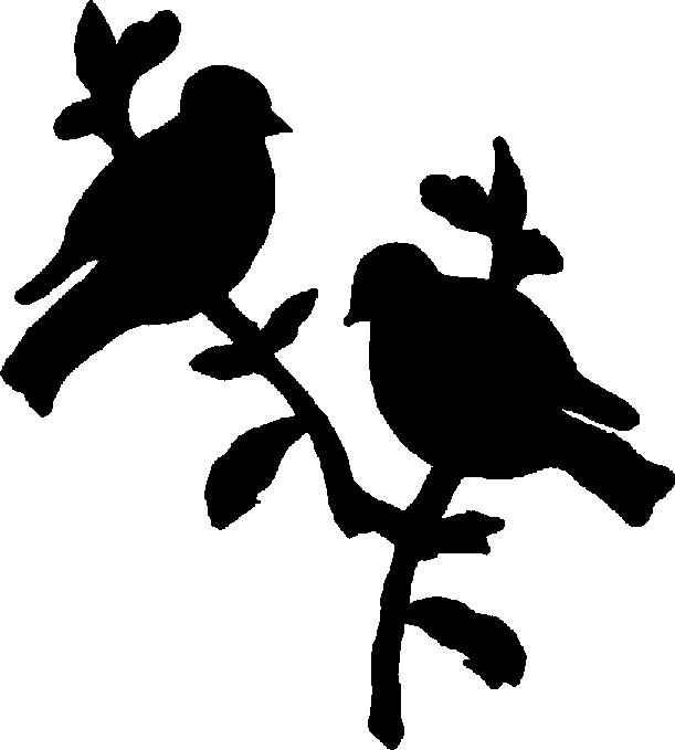 quail silhouette clip art - photo #33