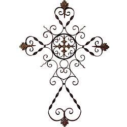 Feminine Crosses Tattoo Designs