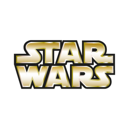Star Wars Gold logo Vector - AI PDF - Free Graphics download - ClipArt ...