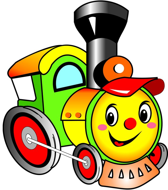Hd Train Cartoon - ClipArt Best