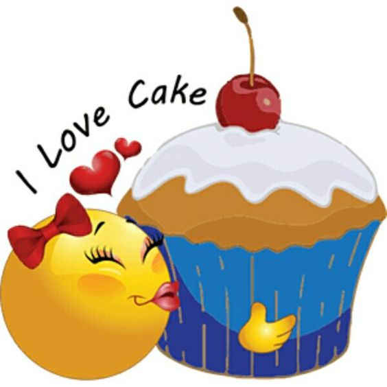 I Love Cake Design Puntate Download : Smiley Cake Clipart - ClipArt Best