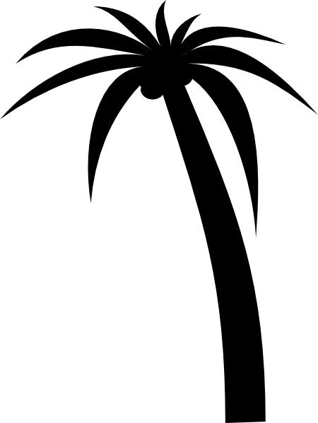 plytomurli: palm tree silhouette clip art - ClipArt Best - ClipArt ...