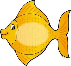 Yellow Fish Clip Art - ClipArt Best