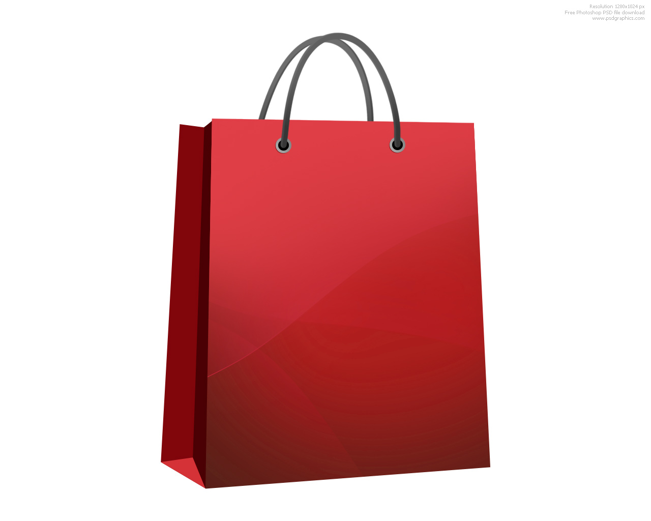 Shopping Bag Clip Art - ClipArt Best