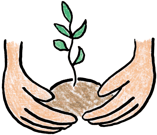 Tree- Planting Clipart